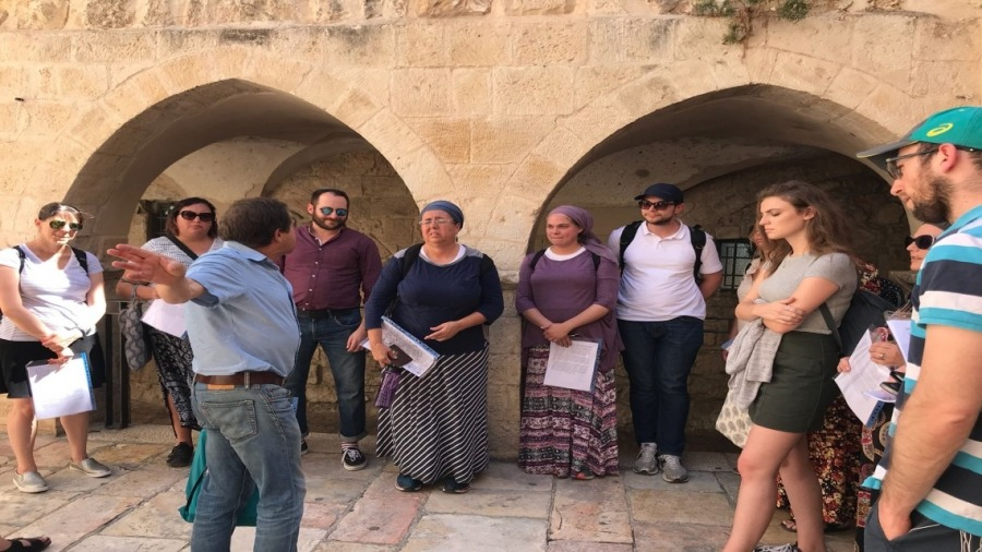 tour in jerusalem